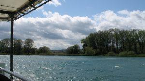 Seerhein: auch im Westen, tiefer im Süden