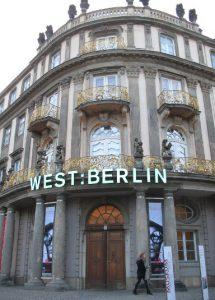 West:berlin im Osten