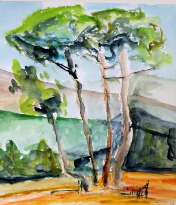 Wolf-Kaschubowskis fein gegliederte Provence