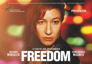 FREIHEIT film von jan speckenbach